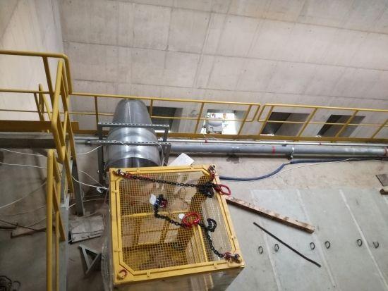 Spalarnia odpadów ITPOE od środka. Bramki radiometryczne uniemożliwią spalanie materiałów radioaktywnych [FOTO] - Aktualności Rzeszów - zdj. 13